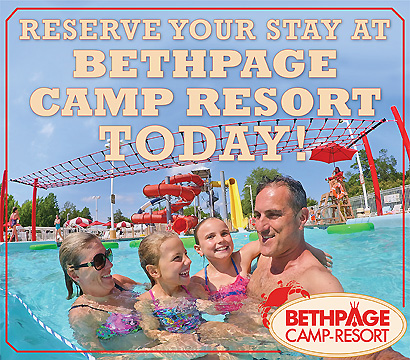 Reserve Your Stay at Bethpage Camp-Resort Today!