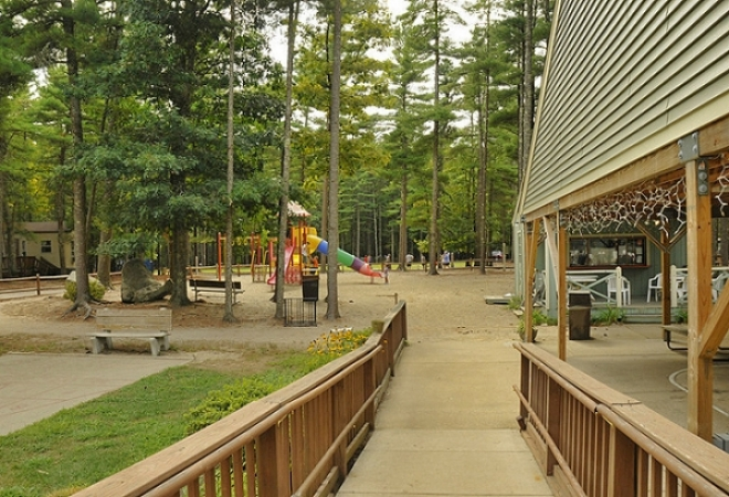Gateway to Cape Cod RV Campground