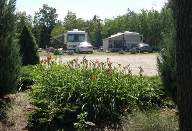 Patten Pond Camping Resort