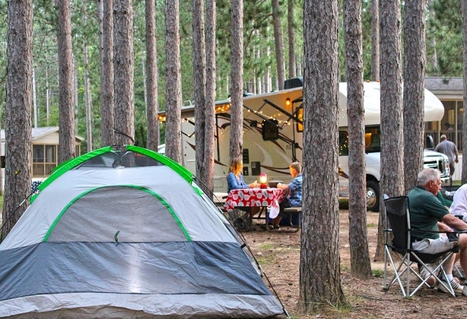 Yukon Trails RV & Camping Resort