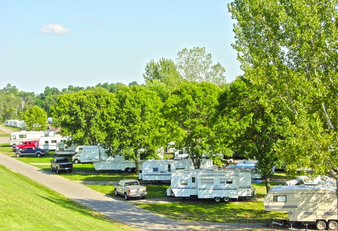 Neshonoc Lakeside Camping Resort