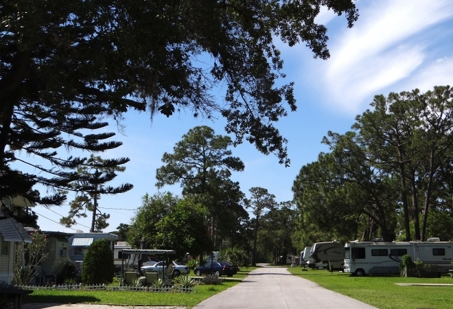 Rose Bay RV Resort