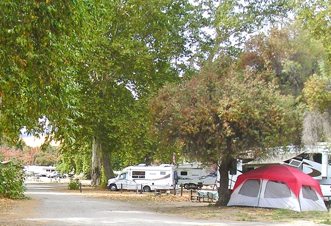 San Benito RV & Camping Resort