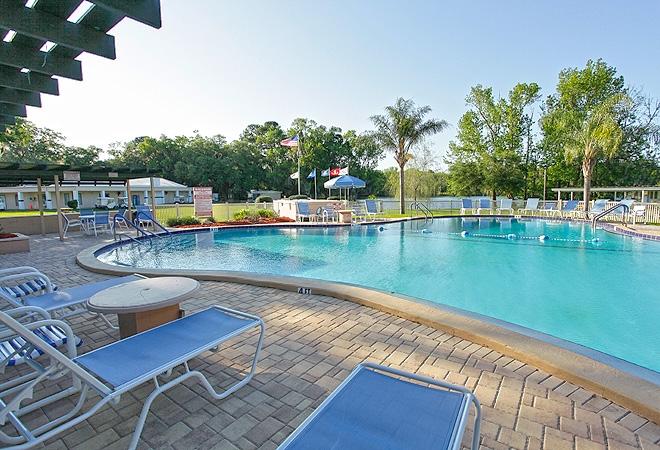 Clover Leaf Forest RV Resort