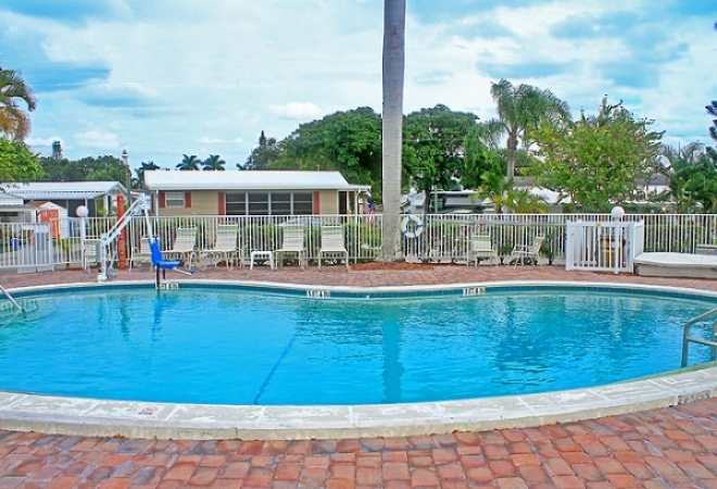 Fort Myers Beach RV Resort