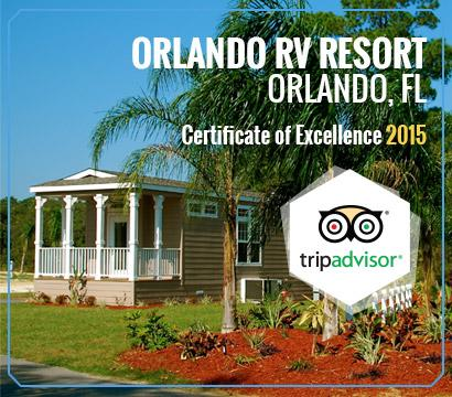 Trip Advisor Certificate of Excellence 2015