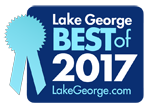 Lake George Escape Awarded Best Camping Resort!