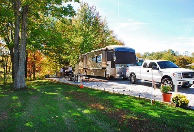 Kenisee Lake RV Campground