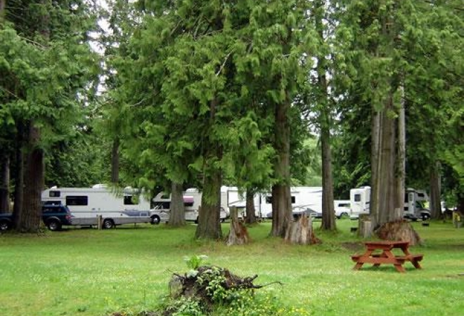Grandy Creek RV Campground