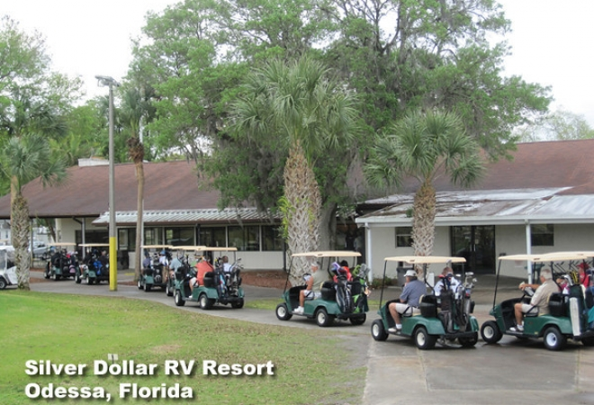 Silver Dollar RV Resort