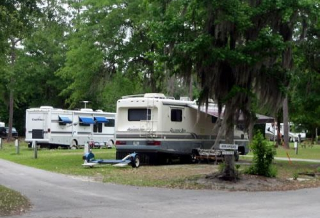 Three Flags RV Campground