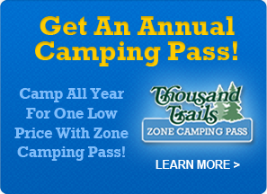 Camp all year for one low price with Zone Camping Pass!